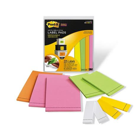 Post Etiketten by A Bit Of Everything Product Review Post It