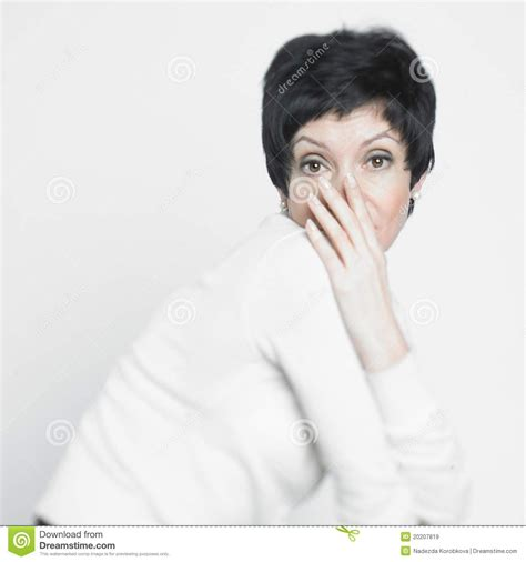 beautiful middle aged woman beautiful middle aged woman royalty free stock images