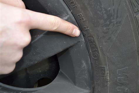 Motorrad Reifen Herstellungsjahr by Reifenalter An Hand Der Dot Nummer Feststellen