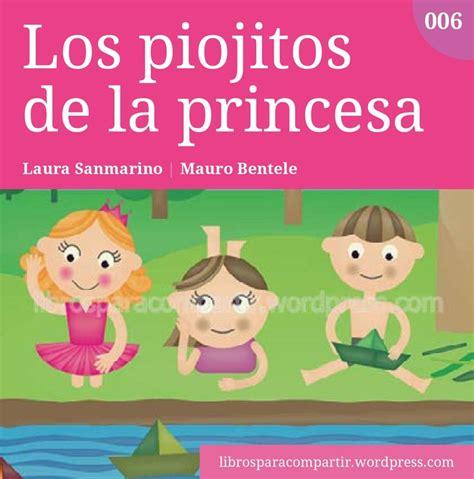 libro cuentos para nios de 006 los piojitos de la princesa librosparacompartir wordpress com libros