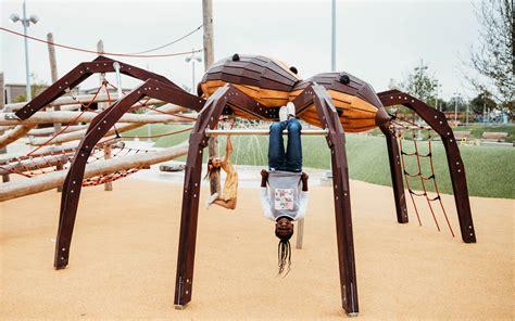 scissortail park earthscape play