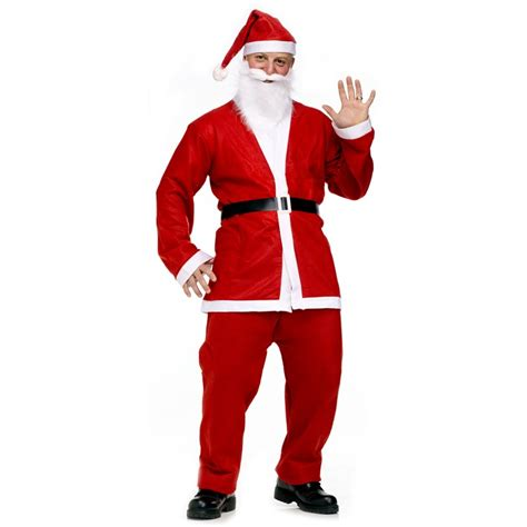 pub crawl santa suit adult costume buycostumes com