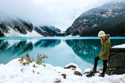 winterw onderland homebargains save 10 on canadian rockies winter tour green vacation deals