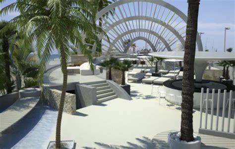 cadenas hoteleras valencia valencia copia el modelo de beach club de ibiza y