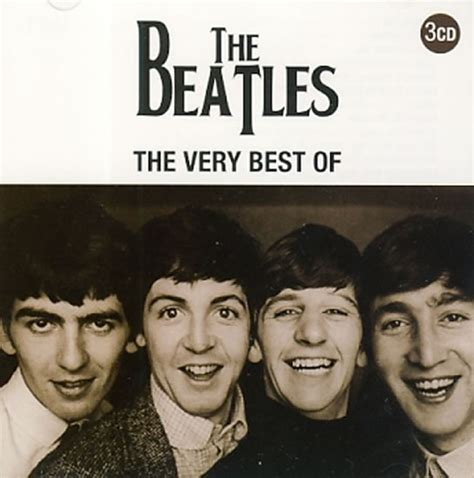 beatles the best the beatles the best of 3 cd