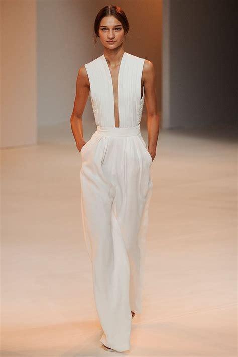 fashion trend white jumpsuits for 2018 fashiongum