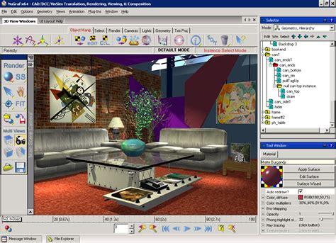 room modeling software okino nugraf 3d translator 3d converter rendering viewing software for cad mcad nurbs