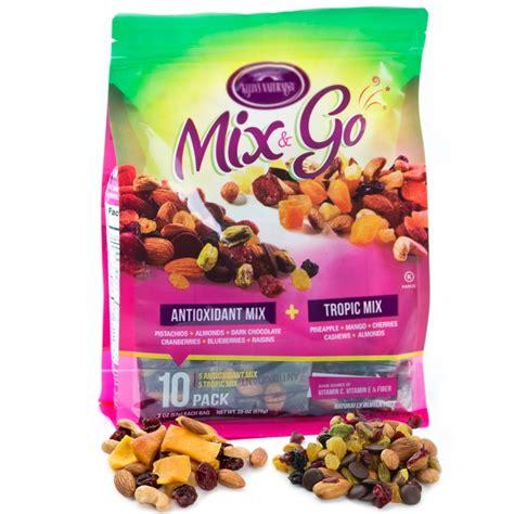 Granola Original Tajba Pouch Medium The Healthy Snack mix go single serve trail mix healthy snack bag 10ct dried fruit mixes bulk dried