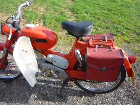L Post For Sale by Royal Mail Post Office Puch Moped For Sale