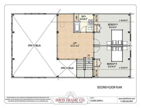 barn house floor plans with loft barn house plans with loft second floor plan house