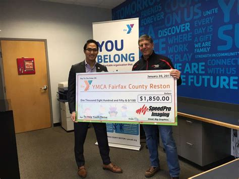 Home Expo Design Center Virginia by Reston Ymca Gets 1 850 Donation To Support Youth Services