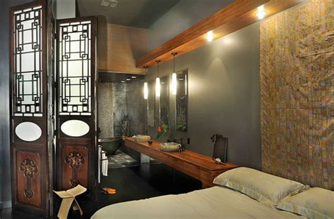 asian bedroom style  zen elements homemydesign
