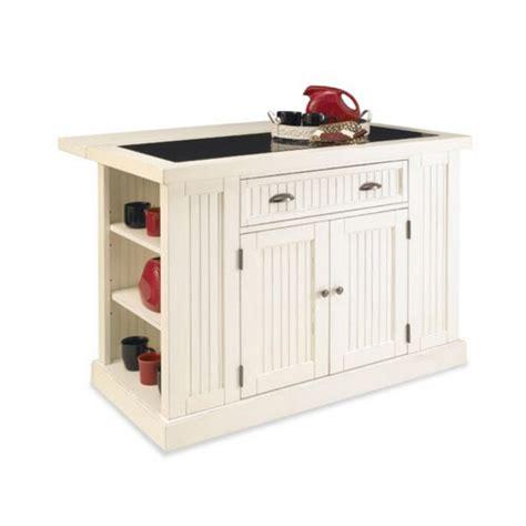 nantucket black kitchen island with 2 bar stools 6770145 home styles nantucket kitchen island two stools with