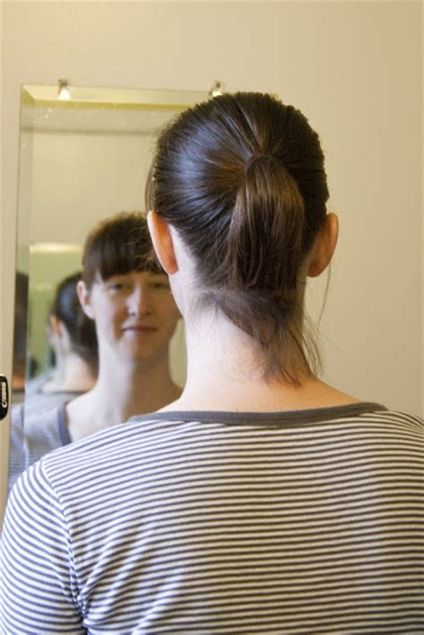 can you pull a long bob into a ponytail lydia s innovations and just plain ordinary ideas how to