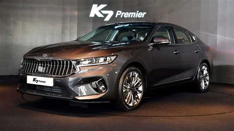 Kia Cadenza 2020 by 2020 Kia Cadenza Reveals Its Radical Facelift In South Korea
