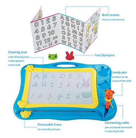 easy writer doodle magnetic drawing board aweoods magnetic drawing board doodle sketch writing