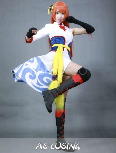 tutorial cosplay kagura gintama gintama the movie kagura cosplay costume 2 years after