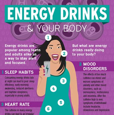 energy drink dangers the dangers of energy drinks healthywomen
