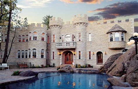 Home Design Tips And Tricks Castle Home | breathtaking stone castle home coronado stone veneer