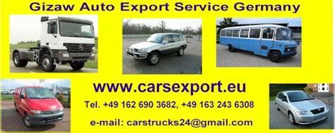 mobile de germany auto gizaw auto export service in fl 246 rsheim am