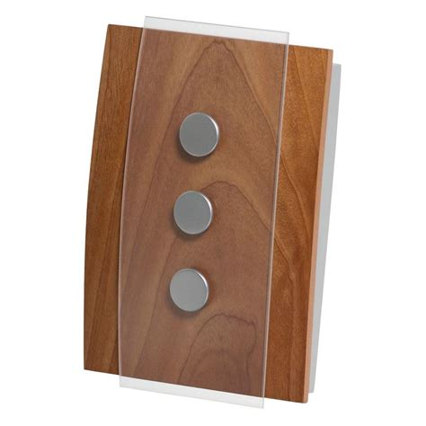 Wired Door Chimes by Honeywell Decor Design Wired Door Chime Rcw3503n The