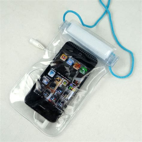 Transparan Sling Bag transparent waterproof phone pouch sealock outdoor gear