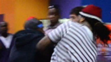 fight rapper waka flocka fight rapper takes haymaker to the tmz