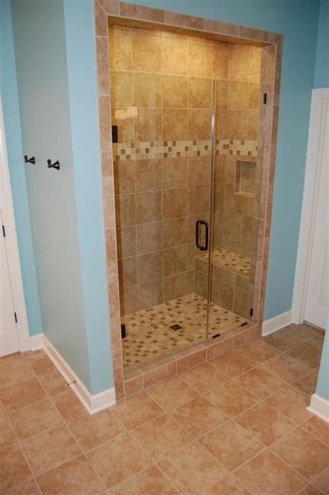 12 Best Shower Ideas Images On Pinterest Tile Shower Doors