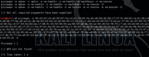 kali linux reaver wps tutorial pixie dust attack wps in kali linux with reaver