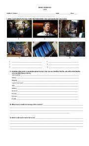 lucy film worksheet english worksheets lucy movie workshop