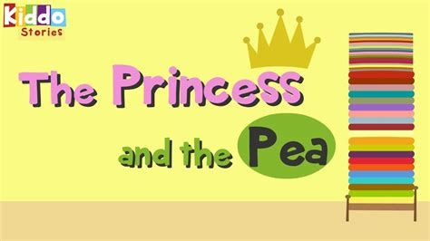 And The Princess princess and the pea tale
