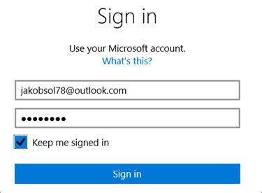 hotmailcom login sign in to hotmail automatically sign in to outlook com or outlook on the web office support