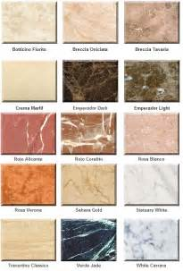 color marble marble colors