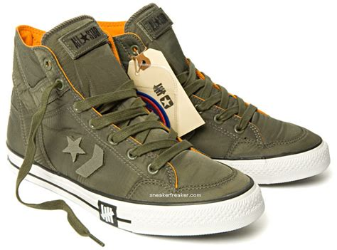 Converse Allstar For And Mans converse x undftd poormans weapon 3 sneaker phenom