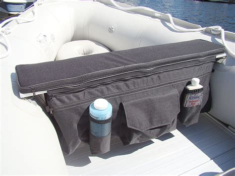 boat accessories under 50 under seat storage bags and seat cushions for inflatable