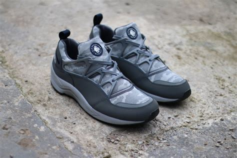 nike air huarache light blue nike air huarache light fb grey camo sneaker bar detroit