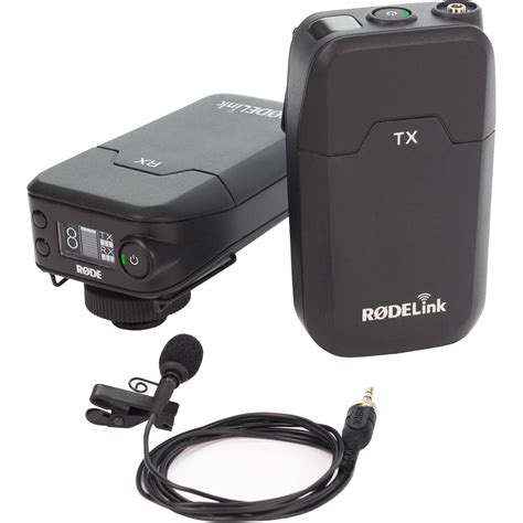Rodelink Wireless Filmmaker Kit rode rodelink wireless filmmaker kit rodlnk fm b h photo