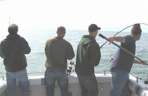 charter fishing boat tipping proper tipping for lake michigan charters