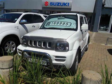 Suzuki Cars South Africa Used Suzuki Jimny 1 3 Cars For Sale In South Africa