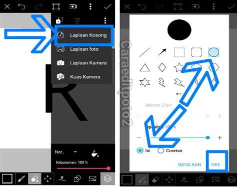 membuat logo dengan picsart cara mudah membuat logo 3d di picsart android
