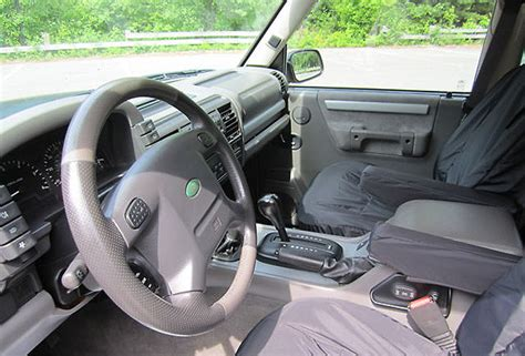 2000 land rover discovery interior on ebay 2000 discovery series ii trek vehicle still