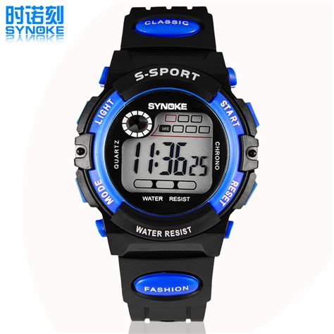 2016 new outdoor sports children watches boy