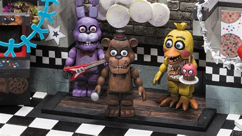 Five Nights At Freddy S The Show Stage Mcfarlane Toys