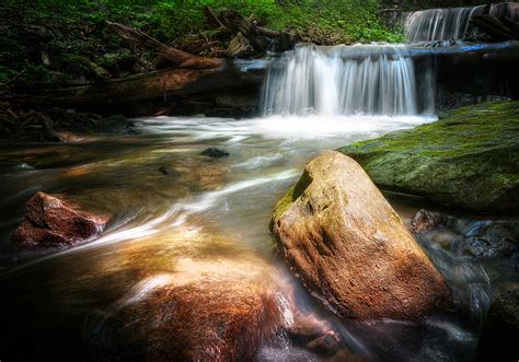 Landscape Photography Rivers Warm Sun Cool River How To Convey Feeling In Landscape