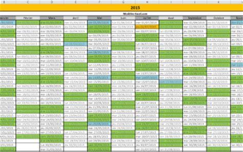 Calendriergratuit F Mod 232 Les Excel Gestion Finance Planification Budget