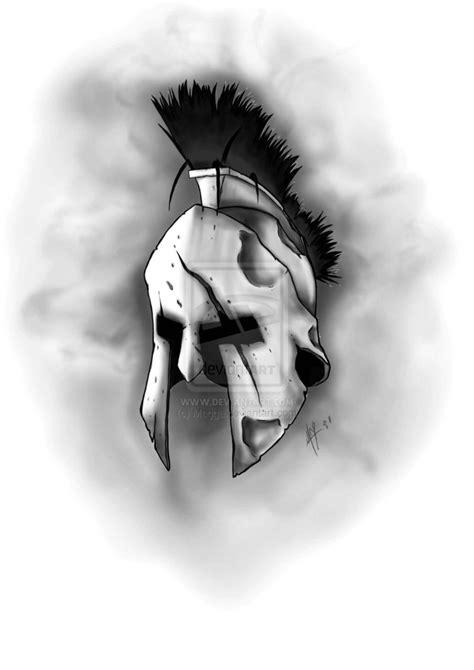 spartan helmet tattoo designs spartan helmet sketches