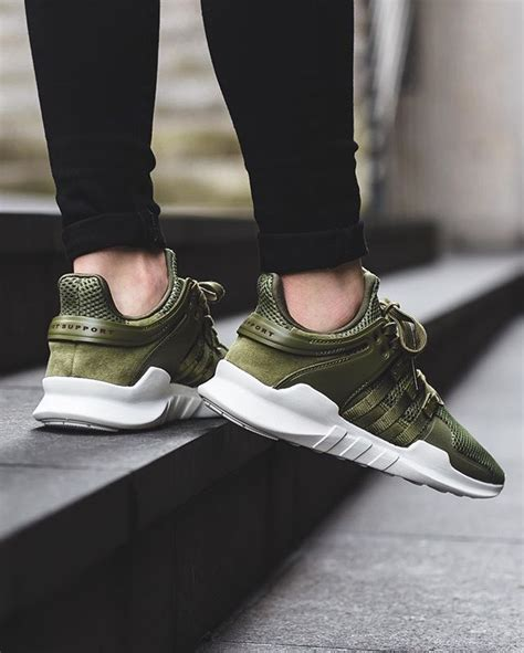 Sepatu Adidas Ax2 Black Green Camo Casual Sneakers Pria 113 best adidas eqt images on sneakers