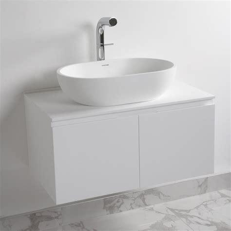 800 Wall Hung Vanity Unit amari vanity unit white matt unit cubo
