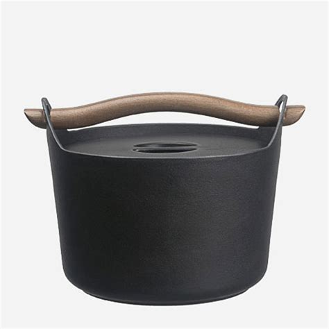 cast iron cooking sarpaneva cast iron pot a timeless addition to your