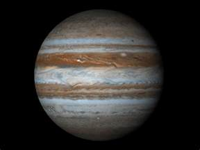 what color is jupiter jupiter planet color